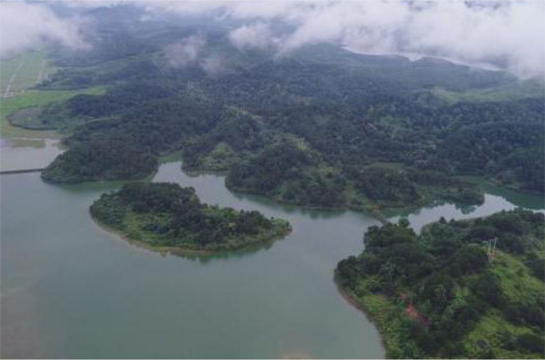 广西百色市平果县县城饮用水水源 (布见水库)保护区技术调整