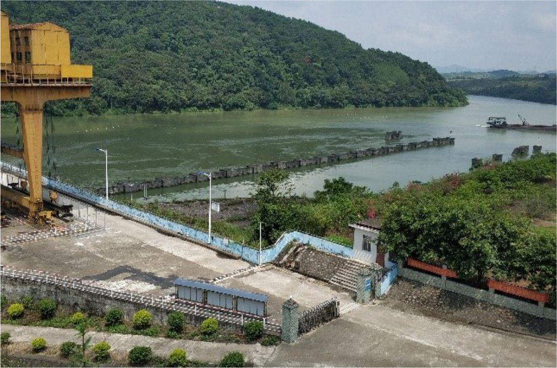 广西桂冠电力股份有限公司 隆安金鸡滩发电厂项目