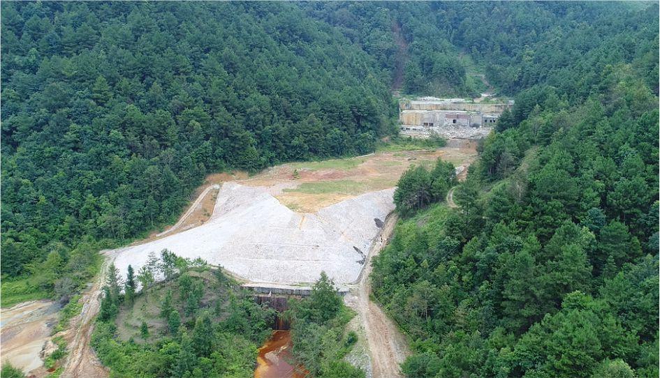 矿场辐射环境调查